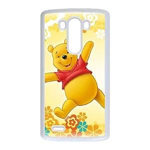LG G3 Cell Phone Case White Disney Winnie the Pooh and the Honey Tree Character Winnie the Pooh1 Yeqgv