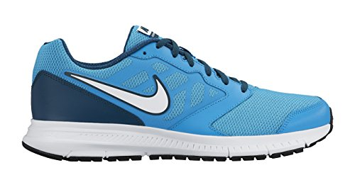 da Uomo Scarpe Blu Nero white Bianco Downshifter Lagoon Nike Blue Verde Ginnastica 6 Black teal qAHnt