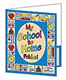 Scholastic 9780439500982 School to Home Pocket Folder, 0.1