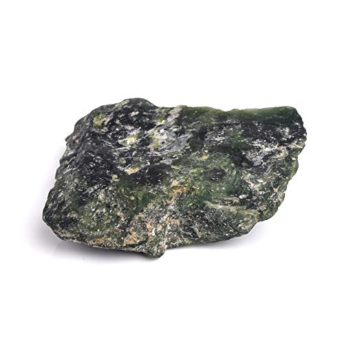 gemhub Egl Certified Green Serpentine 1037.00 Ct A Grade Natural Raw Rough Green Serpentine Stone for Cabbing