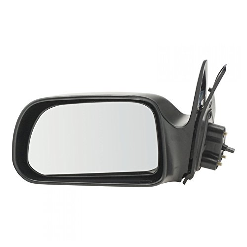 Manual Remote Side View Mirror Fixed Driver Left LH for 00-04 Tacoma Pickup ()