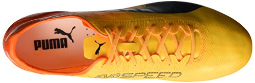 Scarpe FG Yellow Calcio orange 07 Puma 17 Clown Uomo Evospeed Giallo SL da peacoat Fish Ultra IFxFqTwt