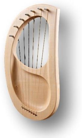 Auris – Arpa Pentatónica para niños – Siete (7) cuerdas: Amazon.es ...
