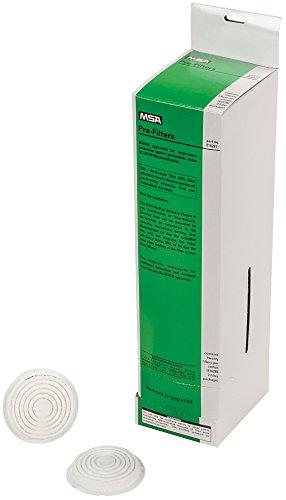 MSA 816287 R95 Pre-Filter for Comfo Ultra-Twin Respirators (Pack of 20)