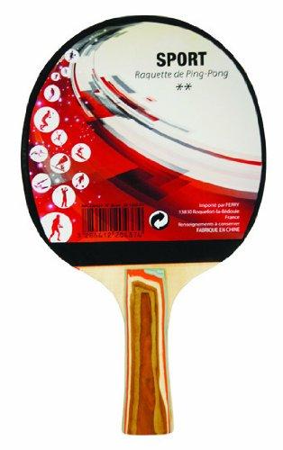 Easykado - Raquette Ping Pong 2 étoiles