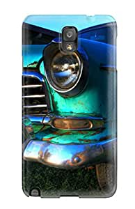 Perfect Tpu Case For Galaxy Note 3/ Anti-scratch Protector Case (hdr) 2823995K86037649