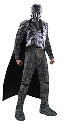 General Zod Adult Costume Man of Steel - Anti Hero - Villain Size: X-Large