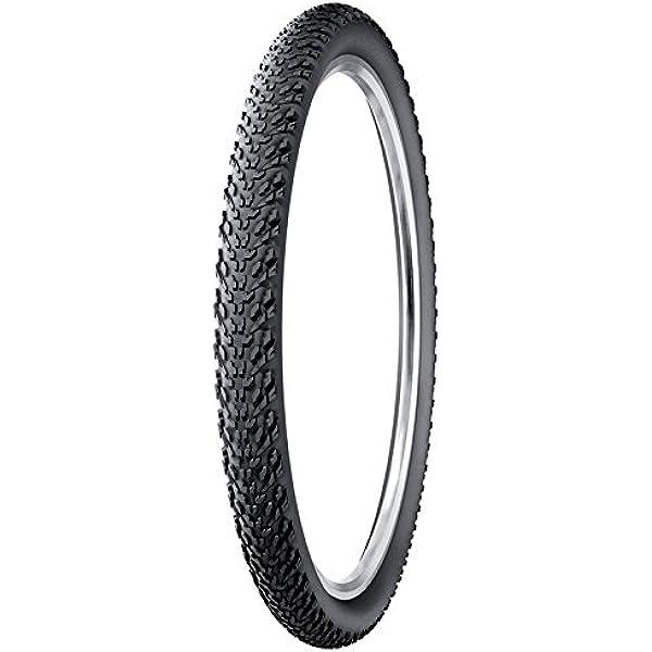 "NO 700 x 28 Black//Para michelin Nº 2 Tire//Tyre 28/"" 2 rooms"