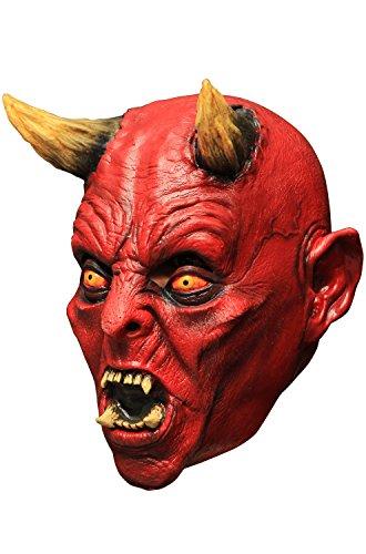 Lucifer Mask - Ghoulish Masks Satan Adult Mask Standard