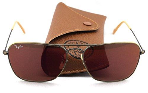 75993522dc6 Ray-Ban RB3136 167 2K Caravan Bronze Copper Frame   Red Mirror Lens 58mm -  Buy Online in UAE.
