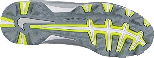 Gris Nike Us Crampons Femme keystone 2 Softball blanc Hyperdiamond z10zqBa