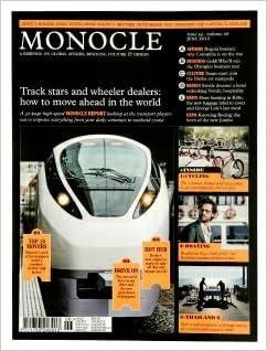 Amazon.com: Monocle Magazine Issue 54 June 2012 (Monocle ...