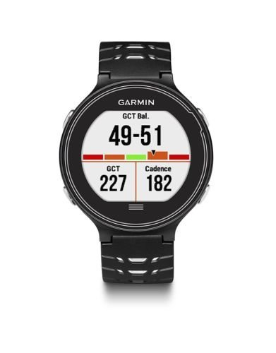 Garmin Forerunner 630 Fitness GPS Touchscreen Smart Watch Black/White (Certified Refurbished)
