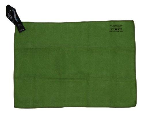 Packtowl Personal Ultra-Soft Towel (Small, Kelp)
