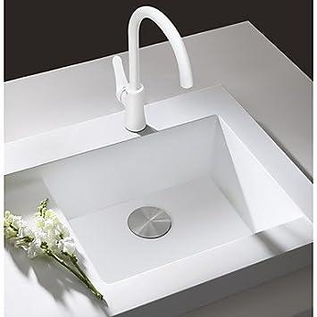 Y&M Deck montierten Waschbecken Mischer Wasserhahn Küche Armatur ...