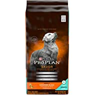 Purina Pro Plan With Probiotics Dry Dog Food; SAVOR Shredded Blend Chicken & Rice Formula - 35 lb. Bag