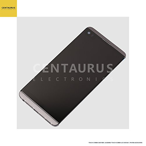 For LG LS997 V20 US996 VS995 H990ds H990 V20 H990TR H910 H915 F800L Gray Frame LCD Replacement Display Touch Screen Digitizer by CE CENTAURUS ELECTRONICS (Image #1)