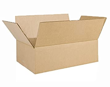 a223b59806f EcoBox 36 x 24 x 12 Inches Corrugated Box - 10 Boxes (E-1934-10)  Amazon.co. uk  Office Products