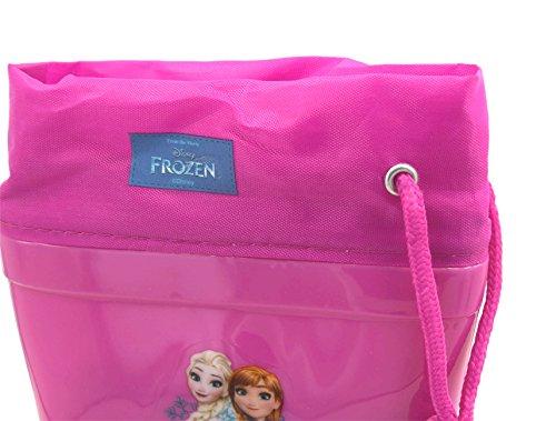 Die Eiskönigin kinder Gummistiefel disney Mädchen pink regen Stiefel frozen