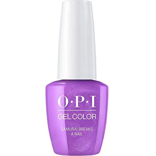 OPI GelColor, Samurai Breaks A Nail, 0.5 Fl. Oz. gel nail polish