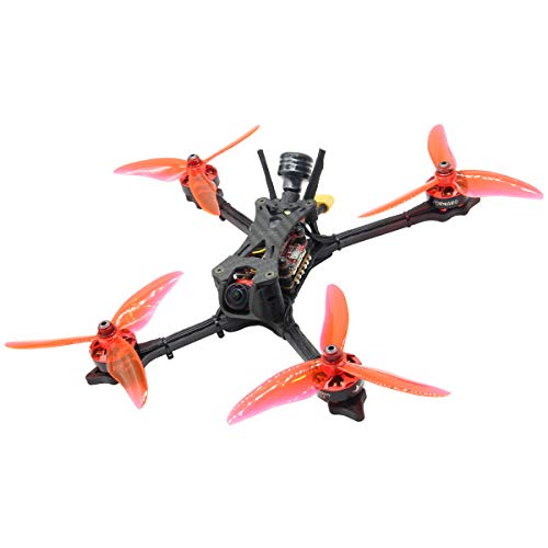 HGLRC-Wind5-6S-FPV-Racing-Drone-Powerful-F7-FC-2306-1600KV-Brushless-Motor-Blheli32-60A-4-in-1-ESC-Carbon-Fiber-Frame-Top-Caddx-Ratel-Camera-DIY-Quadcopters-Multirotors-with-Frsky-XM-Receiver