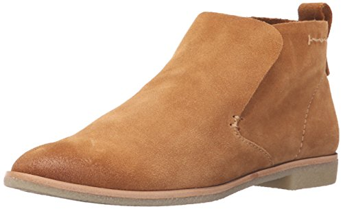 Dolce Vita Women's Colt Ankle Bootie, Sepia, 8 M US Colt Suede Boot