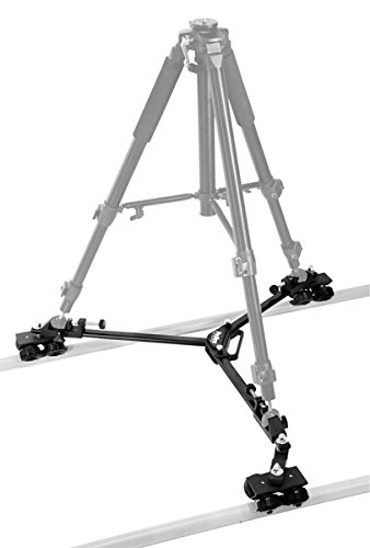 ProAm USA SolidTrax Universal Track Tripod Dolly by ProAm USA