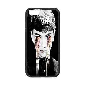 "audrey hepburn quotes Design Cheap Custom Hard Case Cover for iPhone6 Plus 5.5"", audrey hepburn quotes iPhone6 Plus 5.5 by Maris's Diary"