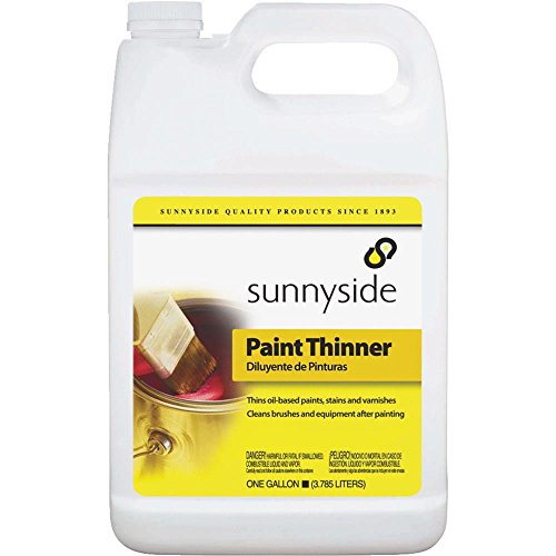 Thinner Paint - SUNNYSIDE CORPORATION 701G1 1-Gallon Paint Thinner