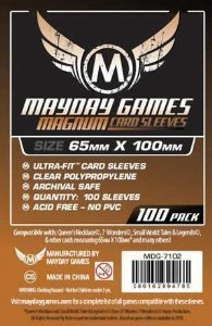 Magnum Ultra-Fit Copper Sleeves (Clear - 100)