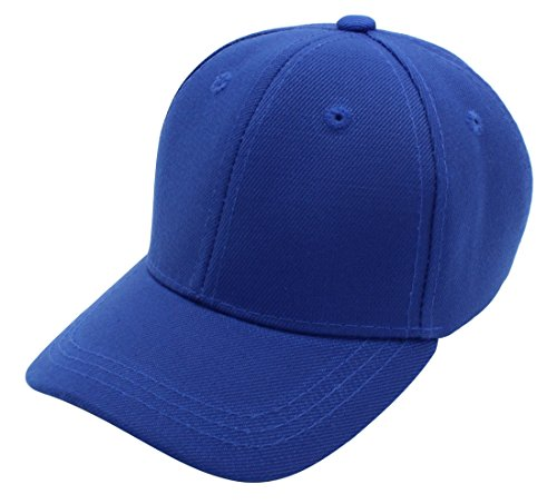 Top Level Baby Infant Baseball Cap Hat - 100% Durable Sturdy Polyester Hat, Roy]()