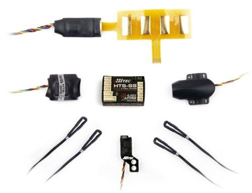 Hitec 55830 Full Telemetry Pack 2.4GHz ()