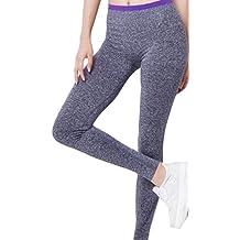 CFD Wome's Capri Slimming Active Workout Leggings Yoga Pant