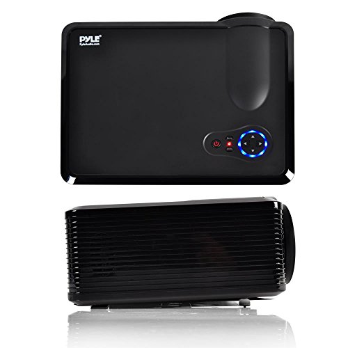 PYLE PRJLE33 Pyle LCD Projector Black