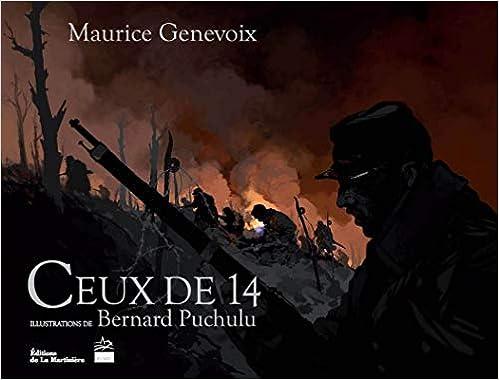 Ceux De 14 Livre Iv Les Eparges 9782732481128 Amazon Com