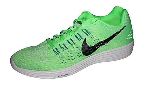 Lunar Tempo de los zapatos corrientes Verde