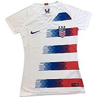 Women's USA National Team 2018-2019 Home Soccer Jersey White