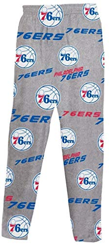 Concepts Sport NBA Philadelphia 76ers Men's Microfleece Pajama Pants XL 40-42
