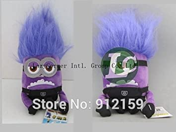 Amazon.com: 30 piezas/lot morado 2d Despicable Me película ...
