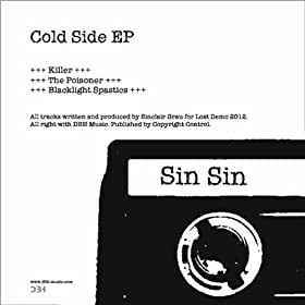 Sin Sin - Cold Side EP