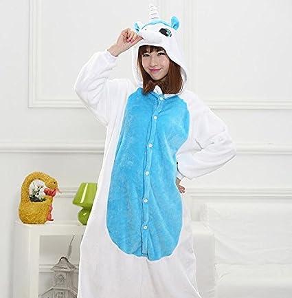 MH-RITA Cosido Animal mayorista Unicornio Oso Panda Koala Pikachu Onesie adulto Unisex Cosplay disfraces