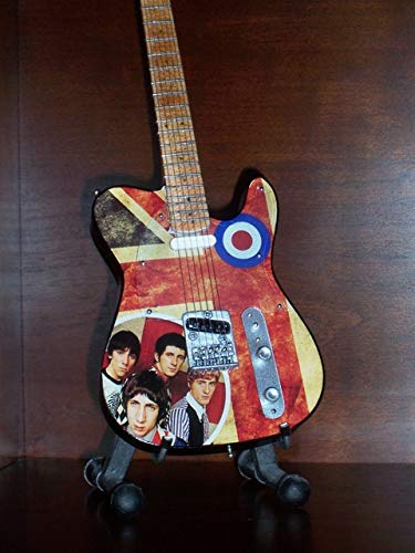 Mini Guitar THE WHO Townshend Moon Display GIFT