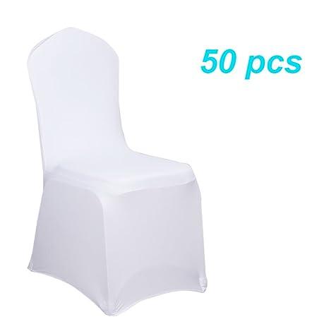 MCTECH® lazo Fundas de silla silla Stretch acelectronic ...