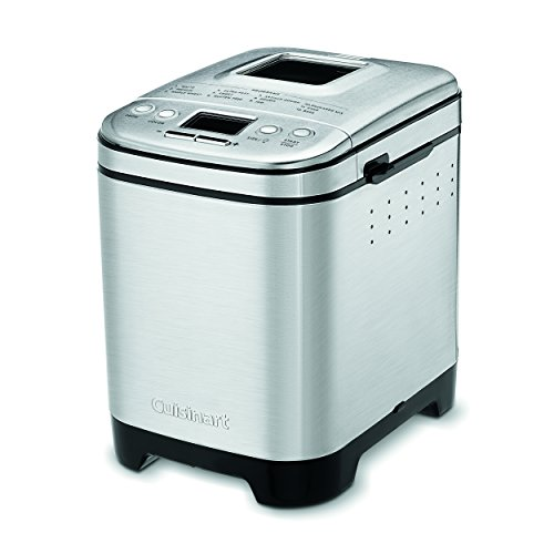 Cuisinart CBK-110 Compact Automatic Bread Maker, New (Best Rated Bread Makers)