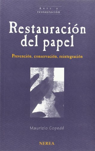 Descargar Libro Restauración Del Papel Aavv