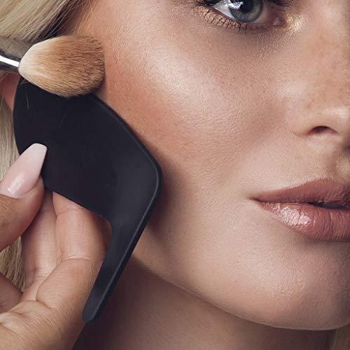 kitt Contour Curve Perfect Contourer Makeup Tools Prime Contourer Eyeliner Card Tool