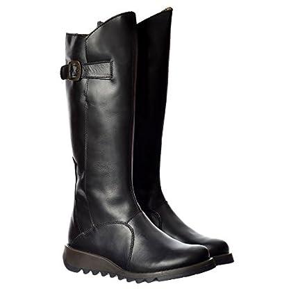 Fly London Women's Mol Warm Wedge Boots 2