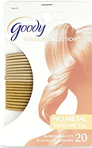 Amazon Com Goody Women S Colour Collection 2 Mm Elastics
