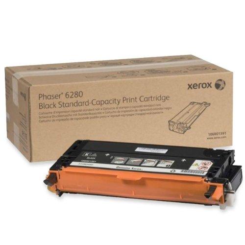 Xerox 106R01391 Toner Cartridge (Black,1-Pack) ()