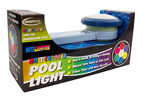 NiteLighter 100 Watt Multicolor Above Ground Pool Light